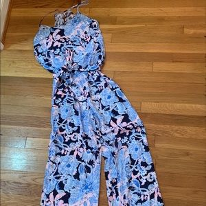 Lilly Pulitzer Dusk Jumpsuit NWT - S